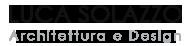 Luca Solazzo – Architettura e Design Logo